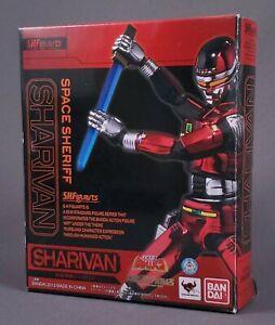 SH Figuarts SPACE SHERIFF SHARIVAN FIGURE COMPLETE Bandai S.H.