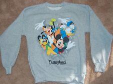 Disneyland Resort  Mickey Mouse Sweatshirt  Disney  size Large  youth.. NWT