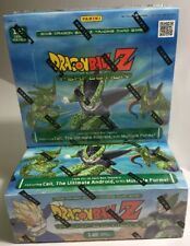 LOT OF 2 PANINI DRAGON BALL Z PERFECTION BOOSTER BOX SEALED - 24 PACKS EACH