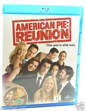 Americana Pie Reunion Blu-ray Regione B NUOVO SIGILLATO