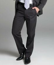 Clearance Mens Fully Tailored Adjuster Trouser Corporate Business Black 97r