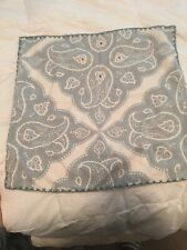 "Pottery Barn Pillow Cover ~ 24"" x 24"" ~"