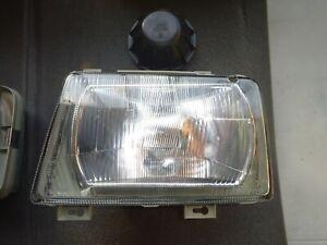 optique de phare avant gauche pour Seat IBIZA 11 NEUF  Valeo  ref 061341