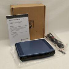AudioCodes MP114 4-Port 10/100 VoIP Gateway Router