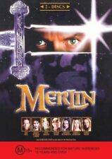 MERLIN - SAM NEIL - CLASSIC VERSION - 2 DISCS - NEW DVD FREE LOCAL POST