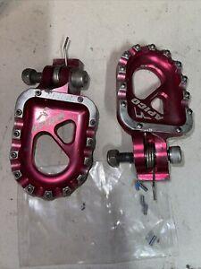 Trials Foot Pegs Beta Gas Gas Montesa 4RT TRS Sherco Apico Used