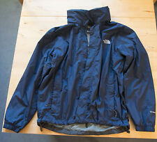 THE NORTH FACE HyVent Jacke Gr. M Blau Regenjacke