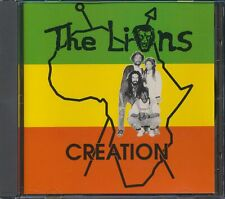 CD Lions, The - Creation