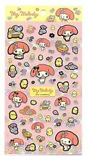 Extra Large Sanrio My Melody Sticker Sheet stickers kawaii Japan
