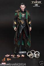 1/6 Scale Hot Toy MMS231 Thor: The Dark World - LOKI Box Set