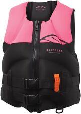 Slippery Surge Women's Neoprene Life Vest Black | Pink Medium 3241-0133