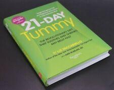 21-DAY TUMMY by Liz Vaccariello  [Hardcover]  ^ NEW ^