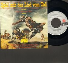 ENNIO MORRICONE Das Lied vom Tod ONCE UPON A TIME IN THE WEST Sergio Leone