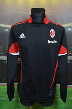 AC MILAN ADIDAS FORMOTION FOOTBALL SHIRT (46/48) JERSEY TOP MAGLIA TRAINING