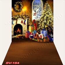 Christmas10'x20'Computer/Digital Vinyl Scenic Photo Backdrop Background SV154B88