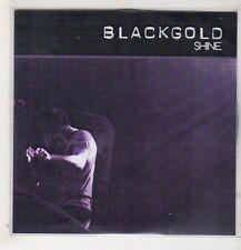 (GS760) Blackgold, Shine - DJ CD