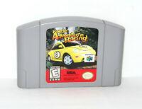 Beetle Adventure Racing (Nintendo 64 N64) Authentic Cartridge - Cleaned & Tested