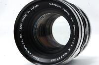 **Problem** Canon FL 50mm F1.4 Lens SN117125