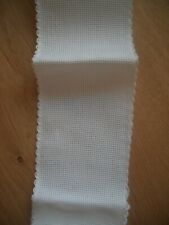 7,1 Stiche pro cm Kreuzstich Aida-Stoff 18 Count Wei/ß 75/cm breit/x/95/cm