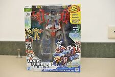 Transformers Optimus Maximus Prime Cyberverse Hasbro MISB !!!