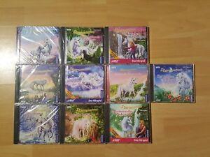 10 NEUE Hörspiel CD's Sternenschweif