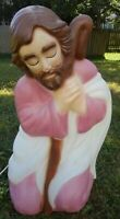 "Blow Mold 27"" Empire Products Christmas Nativity Outdoor Decor Joseph NO LIGHT"