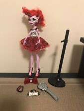 Monster High Operetta Dot Dead Gorgeous Doll With Bag And Accessories