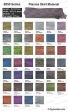 Silicone Skirt Tabs/Material - 8850 Plasma Series