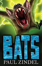 Bats Zindel, Paul Very Good Book