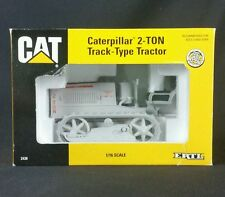 New 1928 CAT Caterpillar 2 ton Track Type Tractor crawler 1/16 Ertl Diecast toy