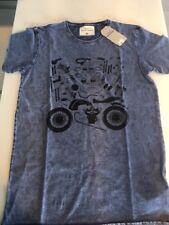 "T-shirt Uomo Moto Guzzi ""custom Puzzle"""