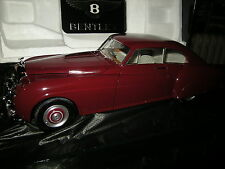 1:18 Minichamps Bentley r-type continental 1954 rouge/red Nº 100139421 OVP