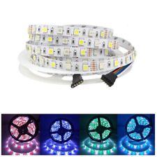 1M 2M 3M 4M 5M RGB Kaltweiß LED Strip Band 5050 SMD Streifen Lichterkette Leiste