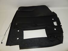New OEM 2006-2010 Volkswagen Passat Rear Right Seat Backrest Cover Black Leather