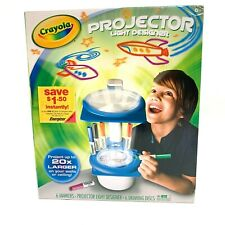 New Crayola Sketcher Projector Toy Project Drawings On Walls And Ceiling