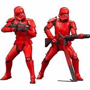 Star Wars - Episode Ix - Sith Trooper 2-Pack Artfx+ 1/10 PVC Figurine Kotobukiya