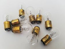 Lot of 9 GE & Generic EP5 1154 GE1154 Miniature Automotive Lamps Light Bulbs