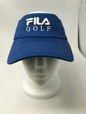 Fila Golf Adjustable Sun Visor