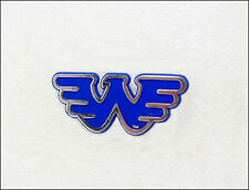 Waylon Jennings Vintage 80's Promo Pin Pinback Badge