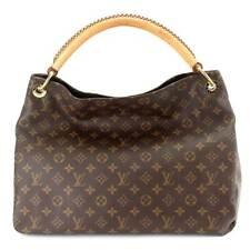 LOUIS VUITTON Monogram Artsy MM Shoulder Bag Brown M40249 Purse 90077879
