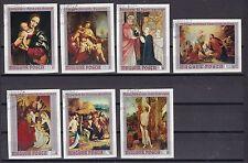 Gestempelte Briefmarken aus Europa mit Kunst-Motiv