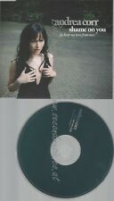 PROMO CD--ANDREA CORR--SHAME ON YOU-1 TR