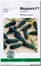 Seeds of cucumber Merengue F1 10 seeds ТМ Monsanto Holland BV Oгурец «Меренга»