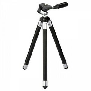 Hakuba H-C8-BK 8 Sections Small Tripod Compact C8 Black From Japan with Tracking