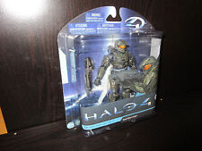 Halo 4 Series 1 Master Chief Action Figure McFarlane Toys 2012 Assault Rifle