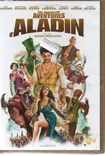 LES NOUVELLES AVENTURES D ALADIN   avec KEV ADAMS JP ROUVE    dvd neuf 19091736