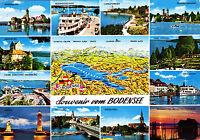 Souvenir vom Bodensee ; Ansichtskarte 1979 gel.