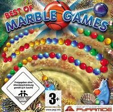 Best of Marble Games - PC - CD-ROM - Top!