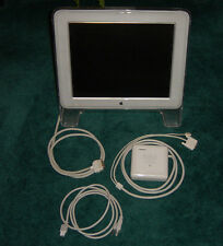 "17"" Apple Studio Monitor With All AC & Power Cords"