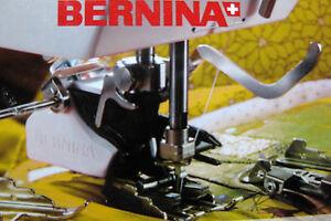 Genuine Bernina Triple sole Walking Foot #50 *NEW Style* 120,200,B400-B800
